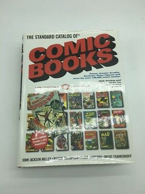 Comic Books Catalog Limited 1 of 300 Signed x4 Jackson miller thompson bickford