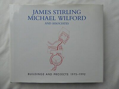 Book. James Stirling Michael Wilford. Buildings and Projects 1975-1992. VGC.1994