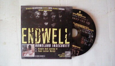 Endwell Promo Homeland Insecurity 5 tracks