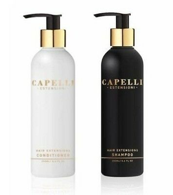 Wig Shampoo & Conditioner- Infused with Argan Oil