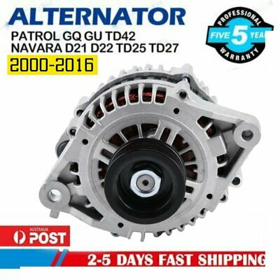 AU Generators For Nissan For Patrol GU Y61 3.0L 2000-2016 Automobile Alternator