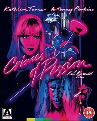 Crimes Of Passion  [New Blu-ray]