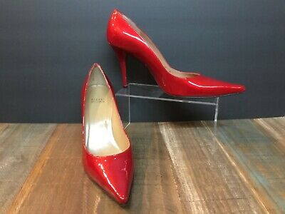 e8f44bf05ad STUART WEITZMAN WOMENS Candy Apple Red Patent 4