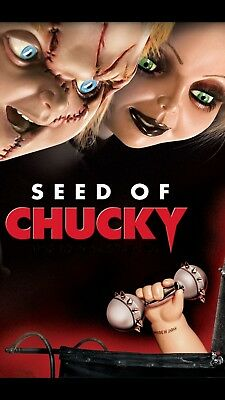 Seed Of Chucky Screen Used Tiffany's Knife Movie Prop