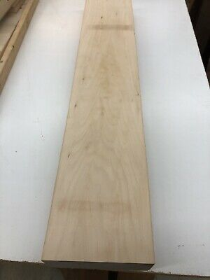 """Basswood Large Carving Block 2.9375"""" Thick X 7.125"""" Wide X 38.5"""" Long"""