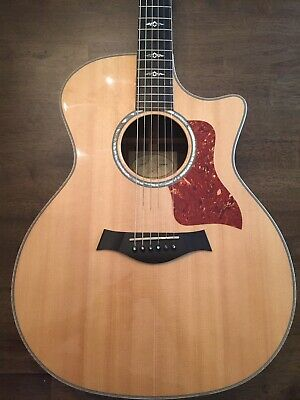 2004 TAYLOR 814 Mint Acoustic Guitar New/Never Used!!! (No Longer