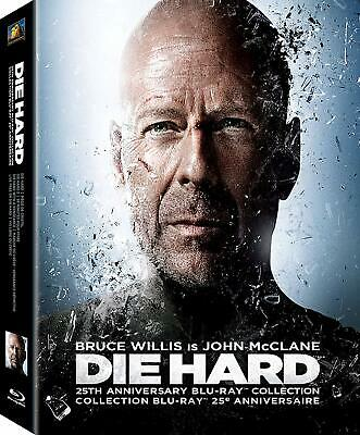 Die Hard: The Ultimate Collection (Blu-ray Disc, 2013, Canadian)