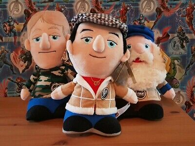 Only Fools And Horses Official Trotters Talking Plush Figures