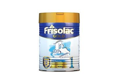 Frisolac Gold 1 Infant Baby Milk Formula 400g for 0-6 Month