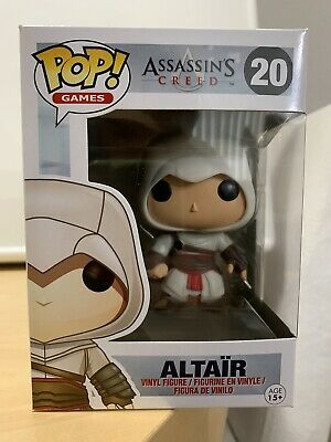 Funko POP! Games Assassin's Creed Altair #20