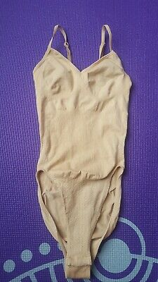 a8c089a76aec Ladies Brand New Matalan Shapewear All In One Body Control Size S Colour  Beige