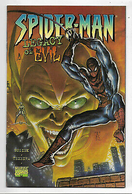 Spider-Man Legacy Of Evil Near Mint