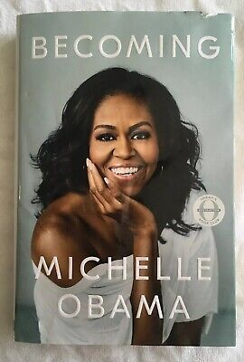 Becoming by Michelle Obama Hardcover - Used & Original