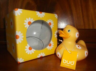 BUD Collectable Luxury Rubber Duck - DAISY (2005) - rare and retired.