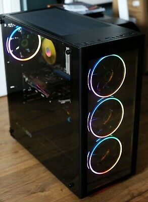 GAMING PC ASUS x58 (1366) Xeon X5670(Six Core) AMD Radeon