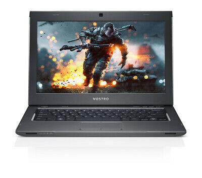 "Cheap Dell Gaming Laptop 13.3"" Intel Core i3 1.80Ghz, 8GB, Win 10, HDMI, Webcam"