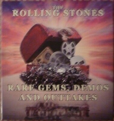 Cd THE ROLLING STONES 1963/64 Rare Gems, Demos and Outtakes (13 titres)