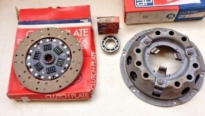 Land Rover Series 1949-69 3 Part Clutch Genuine Borg & Beck Cover/Plate New Nos