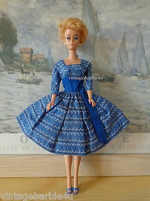 Vintage Barbie Doll Let's Dance #978 Dress Tagged Jamie Stacey Steffie size