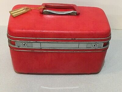 Vintage SAMSONITE SILHOUETTE Travel Train Case Luggage