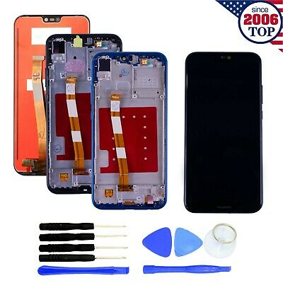 For Huawei P20 Lite ANE-LX1 LX2 LX3 LCD Display Touch Screen Digitizer Assembly
