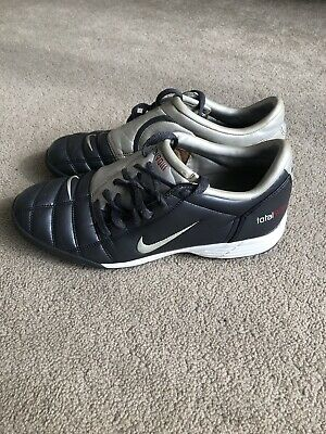 fedd461cd16b Og 2005 Nike Total 90 Iii Tf Plus Astro Trainers Football Soccer Vapor Uk  8.5