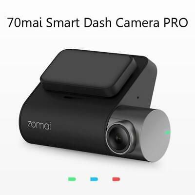XIAOMI 70 MAI Pro Smart Car DVR Voice Control Recorder Monitor Dash Cam  ADAS HD