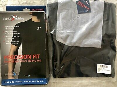 PRECISION FIT LONG SLEEVE BASE LAYER RED IN COLOUR XL CB2