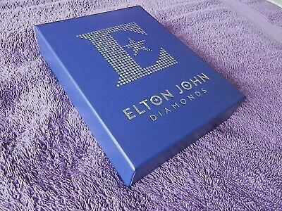 Elton John - Diamonds Deluxe Edition, Box set (3 CD)