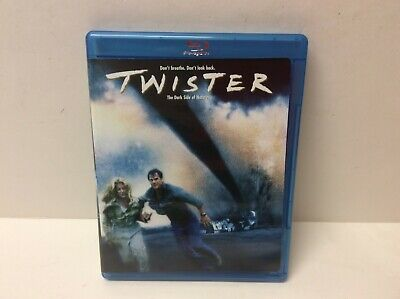 DVD: Blu-Ray Disc = TWISTER  - Played ONE time  (USA) Helen Hunt