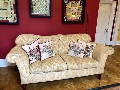 Laura Ashley Two Seater Mortimer Sofas (2)