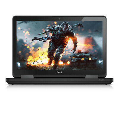 "Cheap Dell Gaming Laptop 15.6"" Intel Core i3, 8GB, 500GB, Webcam, Win 10 HDMI"