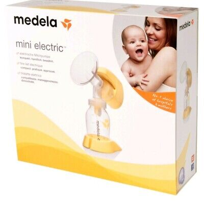 Medela Single Mini Electric Breast Pump BNIB  RRP £79.99