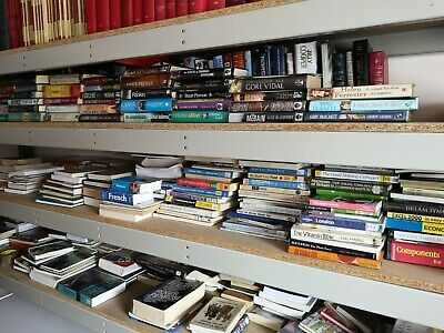Joblot/Wholesale of mixed books 35 HARDBACK books with FREE POST