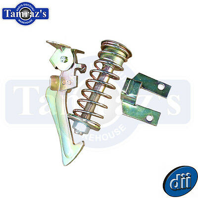 1965-1967 GTO Tempest LeMans Hood Latch Assembly New Dynacorn 1518