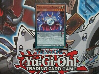 ♦Yu-Gi-Oh!♦ Miroir Conducteur Mageartiste/Performage : DOCS-FR015 -VF/COMMUNE-