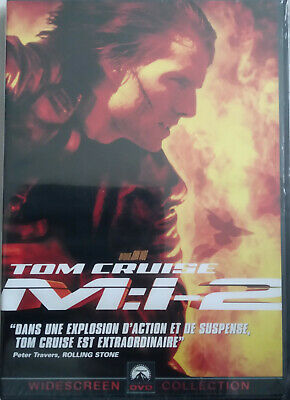 DVD MISSION IMPOSSIBLE 2 neuf sous blister - TOM CRUISE