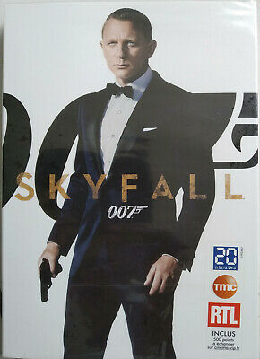 DVD JAMES BOND - SKYFALL neuf sous blister - DANIEL CRAIG