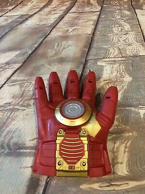 Marvel Avengers Age of Ultron End Game Iron Man Arc FX Armor Electronic Glove R