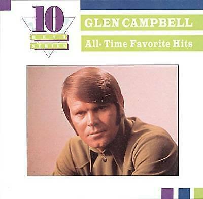 All-Time Favorite Hits (Ten Best Series) by Glen Campbell