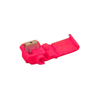 3M™ Scotchlok™ Electrical IDC 557-POUCH Red, 22-16 AWG