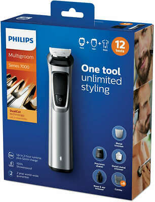 Philips Multigroom Series 7000 12-in-1 Grooming Kit MG7710 - Brand NEW in Box