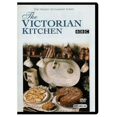 The Victorian Kitchen BBC (1996) DVD, Harry Dodson (New, Factory Sealed)