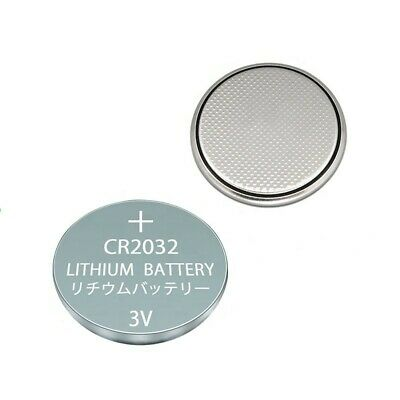 CR2032 3V Lithium Coin Cell Battery (NEW)