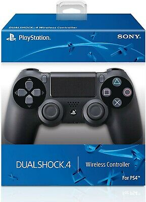 Sony PlayStation 4 Wireless Controller PS4 Dual-shock - BLACK