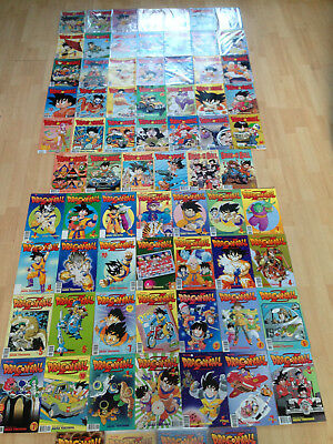 73x Dragonball & Dragon Ball Z Viz Manga Comic Book Collection English 90s-2000s