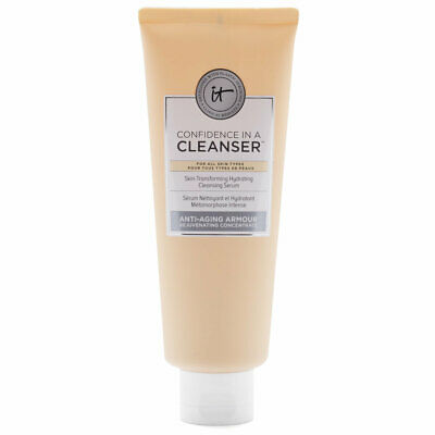 IT Cosmetic Confidence Cleanser Skin AntiAging Transforming Hydrating Serum148ml