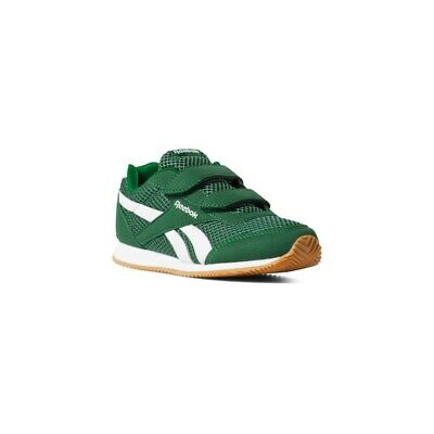 310d4d41 REEBOK BOYS CLASSIC Jogger RS Child Trainers Shoes Footwear Touch ...