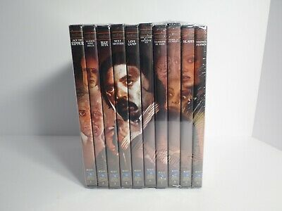 The Jess Franco Collection Full Moon 10 DVD Set Cult Sexploitation New Sealed
