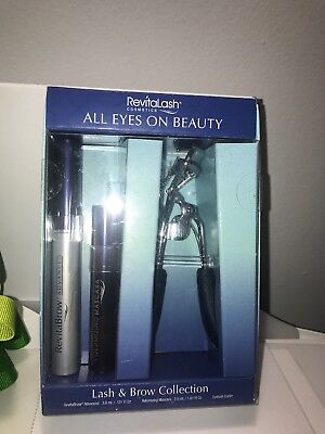 679d65d89c9 Revitalash lash & Brow Collection Kit By Athena Cosmetics **NEW**SOLD OUT